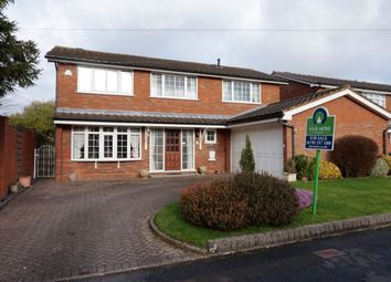 Thumbnail 4 bedroom detached house for sale in Grosvenor Way, Stafford