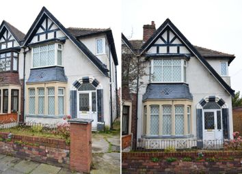 Thumbnail 3 bedroom semi-detached house for sale in Cheddar Avenue, Blackpool