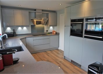 Thumbnail 4 bed detached house for sale in Muirfield Close, Euxton