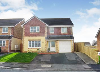 Thumbnail 4 bed detached house for sale in Maes Y Bryn, Llanelli