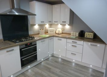 Thumbnail 3 bed flat to rent in Gordon Square, Portgordon, Buckie