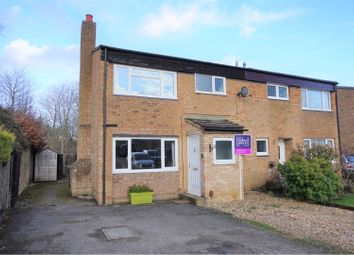 Thumbnail 4 bed semi-detached house for sale in Galley Hill, Milton Keynes