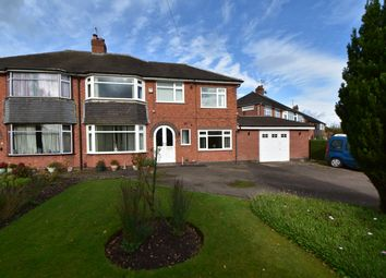 5 bed semi-detached house for sale in Lawnswood Avenue, Shirley, Solihull B90