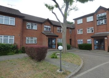 Thumbnail 1 bed flat to rent in Meridian Court, Fernleigh Close