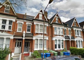 Thumbnail 1 bed flat to rent in Elmwood Road, London