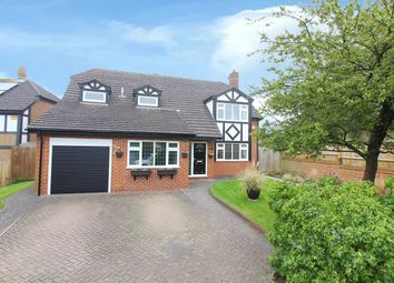 Thumbnail 4 bed detached house for sale in Ash Meadows, Ashford, Kent