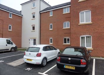 Thumbnail 1 bed flat to rent in Anglian Way, Stoke Village