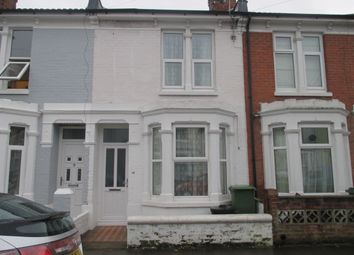 Thumbnail 2 bed terraced house to rent in Maxwell Road, Southsea