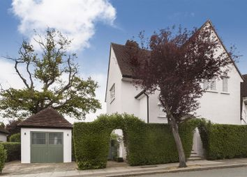 Thumbnail 4 bed semi-detached house for sale in Willifield Way, London