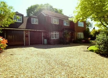 Thumbnail 5 bed detached house to rent in Swallowfield Close, Mannings Heath, Horsham