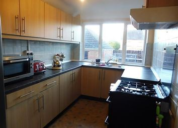 Thumbnail 3 bed property to rent in Dixon Drive, Leicester