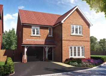 Thumbnail 5 bed detached house for sale in Sarazen Gardens, Buckden Road, Brampton, Cambridgeshire