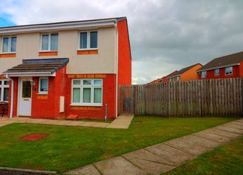 Thumbnail 3 bed end terrace house for sale in Norfolk Court, Kirkmuirhill, Lanark