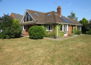 Thumbnail 5 bed detached bungalow for sale in Ringsfield Road, Beccles