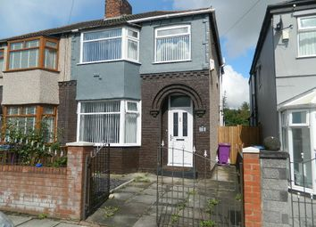 Thumbnail 3 bed semi-detached house for sale in Ayrshire Road, Liverpool