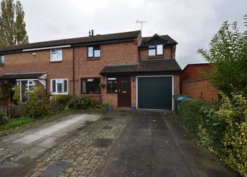 Thumbnail 3 bed end terrace house for sale in Olivier Way, Aylesbury, Buckinghamshire