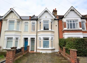 Thumbnail 4 bed terraced house for sale in Cavendish Road, Colliers Wood, London