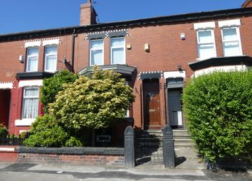 Thumbnail 4 bed terraced house to rent in Laindon Road, Victoria Park, Manchester