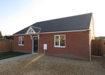 Thumbnail 3 bedroom detached bungalow for sale in Marriotts Drove, Ramsey Mereside, Huntingdon