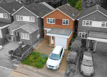 Thumbnail 3 bed detached house for sale in Cranbourne Drive, Harpenden, Hertfordshire