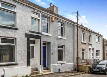 Thumbnail 2 bed terraced house for sale in Kimberley Road, Sketty, Swansea