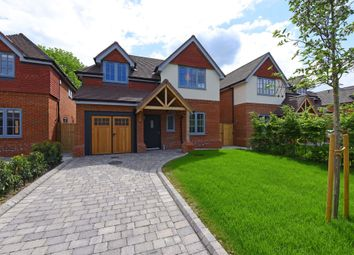 Thumbnail 4 bed detached house for sale in The Great Oaks, Tongham, Surrey