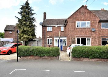 Thumbnail 3 bed semi-detached house for sale in Beech Road, Bedfont, Middlesex