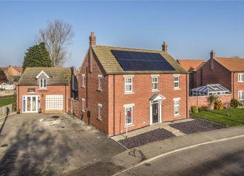 Thumbnail 4 bedroom detached house for sale in School Lane, Old Leake