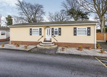 Thumbnail 2 bed bungalow for sale in Forest Road Park Forest Road, Northwich