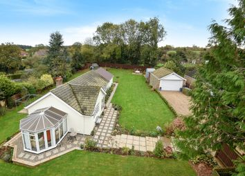 Thumbnail 4 bed detached bungalow for sale in Rectory Road, Edgefield, Melton Constable