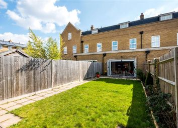Thumbnail 4 bed terraced house for sale in Lendy Place, Sunbury-On-Thames, Surrey