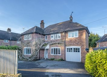 Thumbnail 4 bed detached house for sale in Aveley Lane, Farnham, Surrey