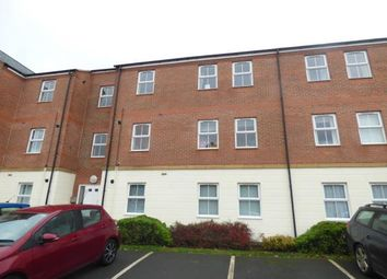 Thumbnail 2 bed flat for sale in Oak Crescent, Ashby De La Zouch, Leicestershire