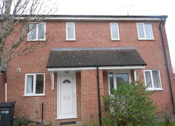 Thumbnail 2 bed terraced house to rent in Priory Glade, Yeovil