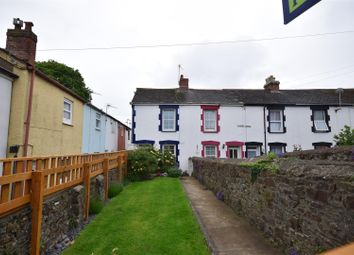 Thumbnail 2 bed end terrace house for sale in Elmscott Terrace, Bideford