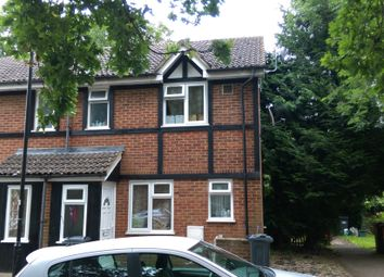 Thumbnail 1 bed semi-detached house to rent in Hawthorn Close, Hounslow