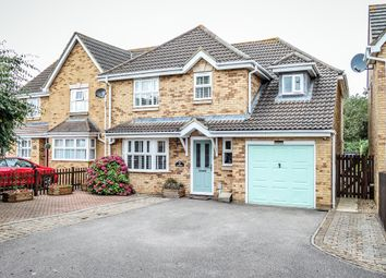 Thumbnail 4 bed detached house for sale in Lincroft, Cranfield, Bedford
