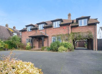 Thumbnail 4 bed property for sale in Belmore Lane, Lymington