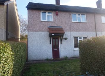 Thumbnail 3 bed semi-detached house to rent in Wessex Road, Wolverhampton