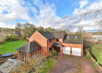 Thumbnail 6 bed detached house for sale in The Green, Mountsorrel, Loughborough