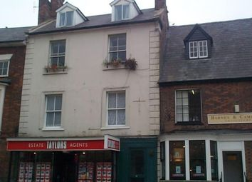 Thumbnail 1 bedroom flat to rent in Market Place, Brackley