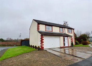 Thumbnail 4 bed detached house for sale in The Meadows, Southwaite, Carlisle