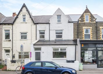 Thumbnail 2 bed flat for sale in Kings Road, Canton, Cardiff