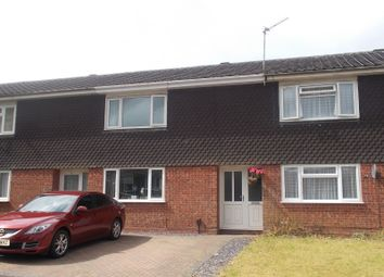 Thumbnail 2 bedroom terraced house to rent in Lea Croft Road, Crabbs Cross, Worcestershire