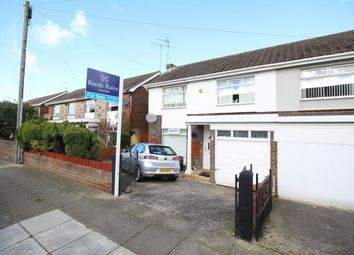 Thumbnail 3 bed semi-detached house for sale in Marquis Avenue, Bangor