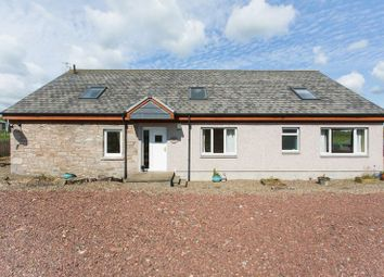 Thumbnail 4 bed detached house for sale in Monteith House Road, Carstairs Junction, Lanark