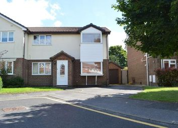 Thumbnail 3 bed semi-detached house for sale in Castledean, Bournemouth, Dorset