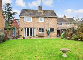 Thumbnail 3 bed detached house for sale in Trelawne Drive, Cranleigh, Surrey