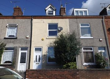 Thumbnail 3 bed terraced house for sale in Park Road, Mansfield Woodhouse, Mansfield, Nottinghamshire