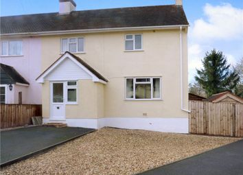 Thumbnail 3 bed semi-detached house to rent in Wytch Green, Hawkchurch, Axminster, Devon